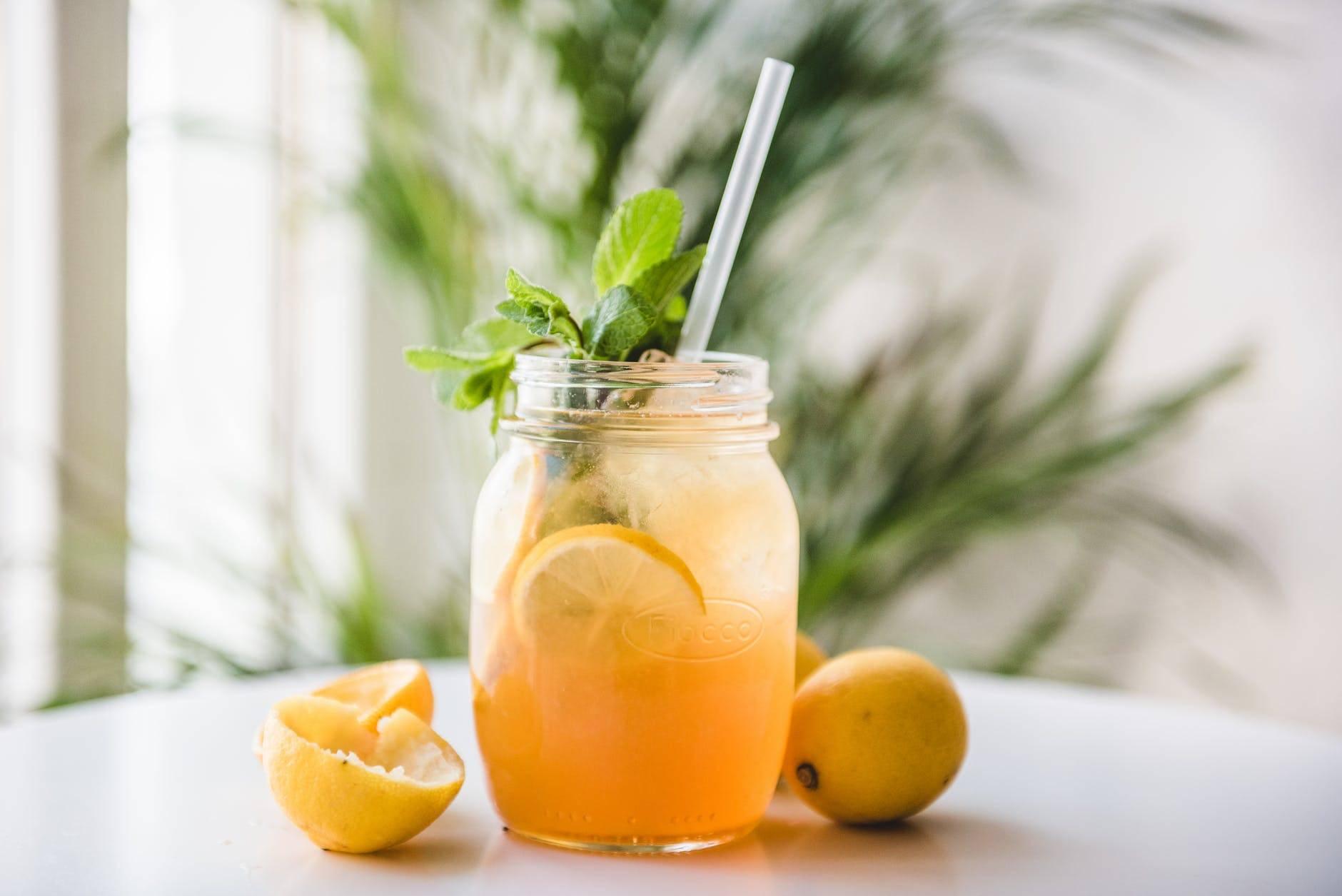 bebidas con jengibre