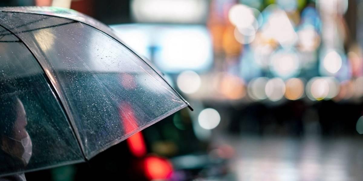 Quarta-feira será de chuva na cidade de São Paulo
