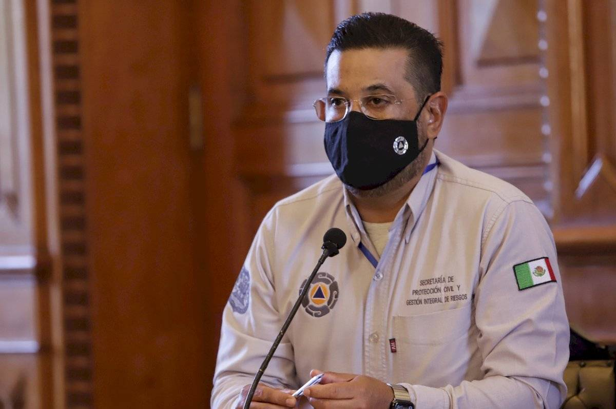 """El secretario de Protección Civil municipal señaló que el suministro """"es totalmente un engaño"""" y retrasa la atención de pacientes infectados por Covid"""