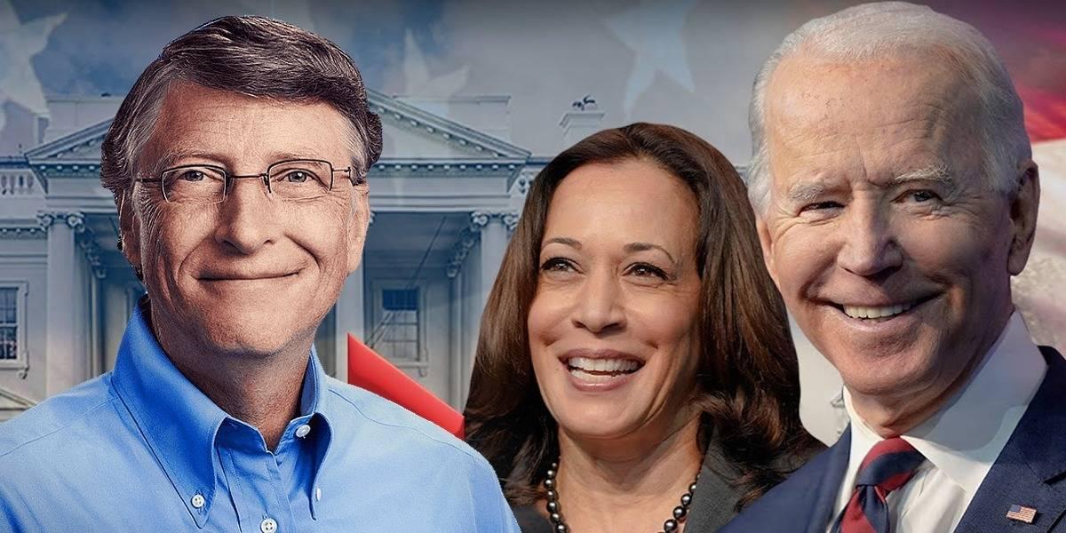 Bill Gates está listo para salvar al mundo del Covid-19 y el cambio climático con Joe Biden