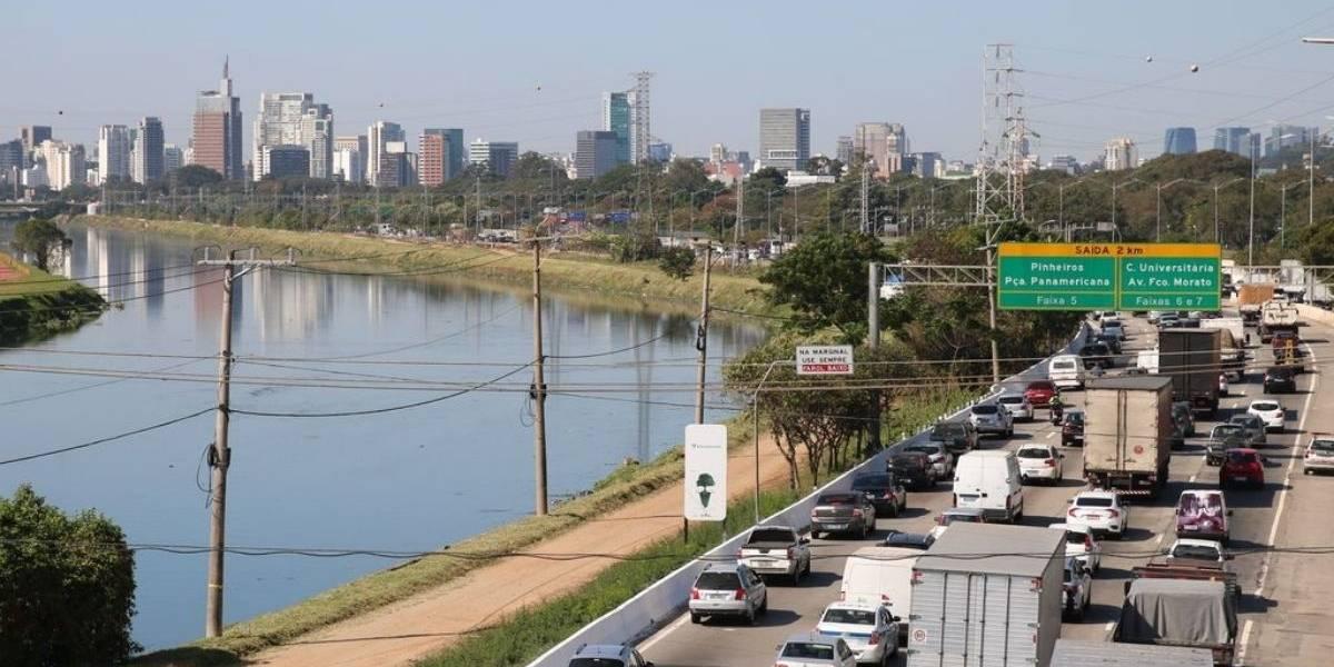 Rio Pinheiros, em São Paulo, ganhará novo parque linear