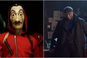 Por que todos os fãs de 'La casa de papel devem ver 'Lupin'?