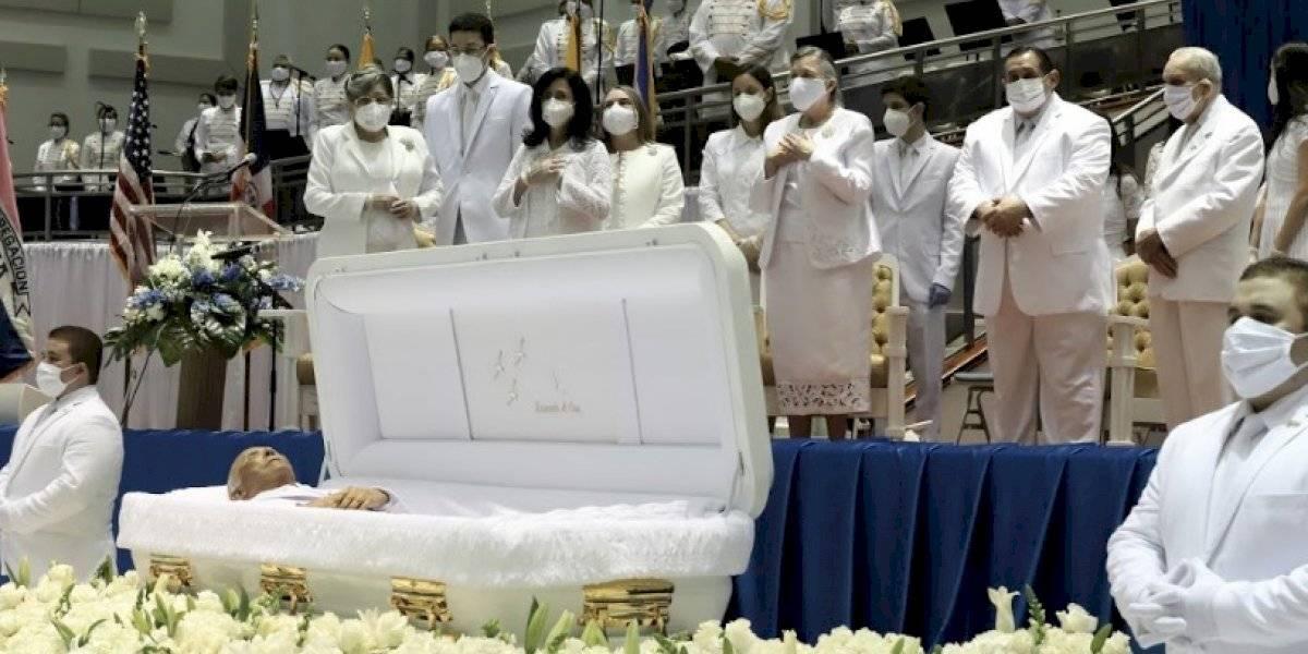 Darán mañana el último adiós a líder de la congregación Mita
