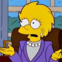 Los Simpson no predijeron el Apocalipsis, pero sí el atuendo de Kamala Harris