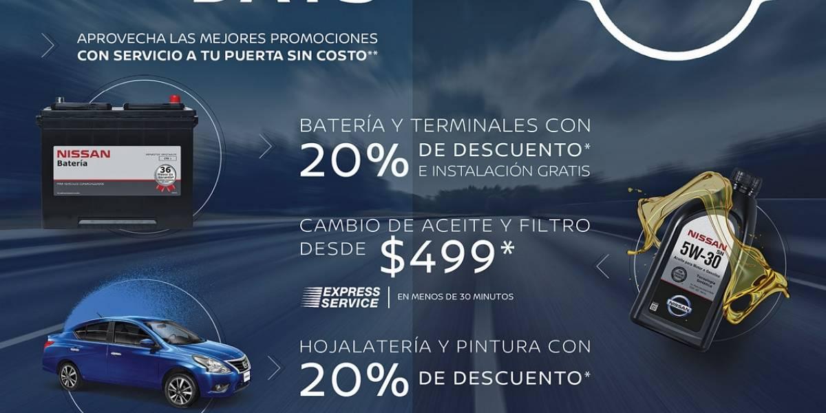 Anuncio Nissan edición CDMX del 22 de Enero del 2021, Página 5