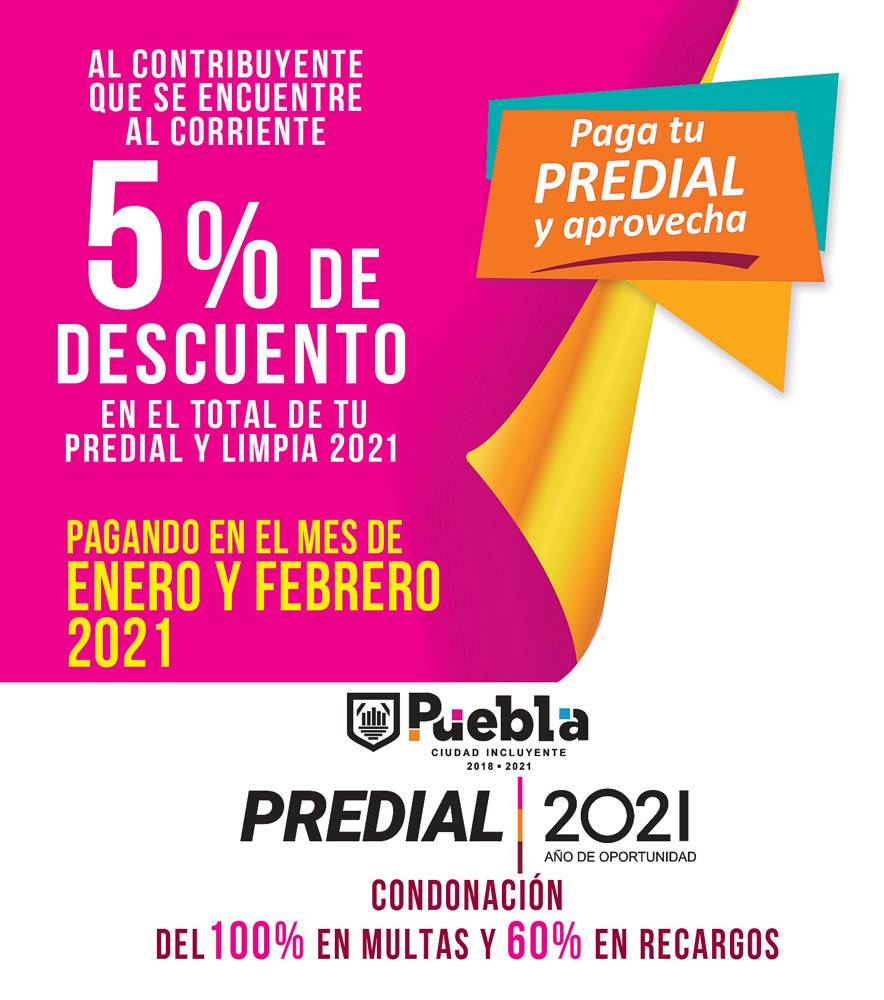 Anuncio Gobierno de Puebla edición Puebla del 22 de Enero del 2021, Página 7