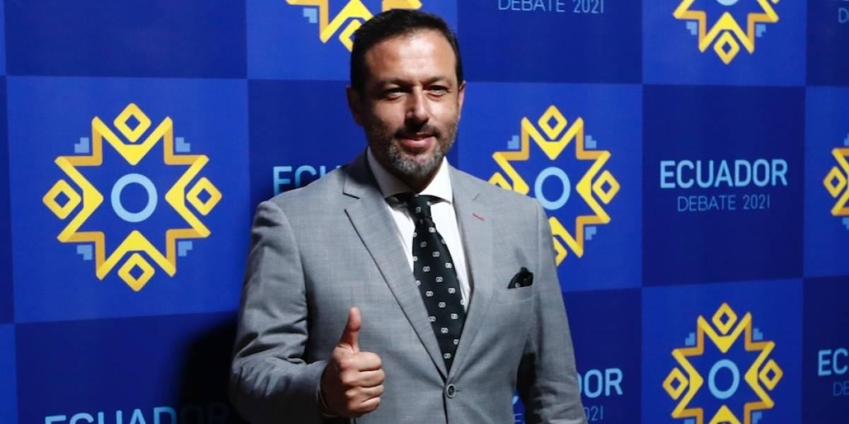 Elecciones 2021: Gerson Almeida promoverá la unión nacional a través de un tren intermodal