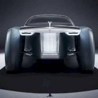 Silent Shadow, el posible nombre del primer auto eléctrico de Rolls-Royce