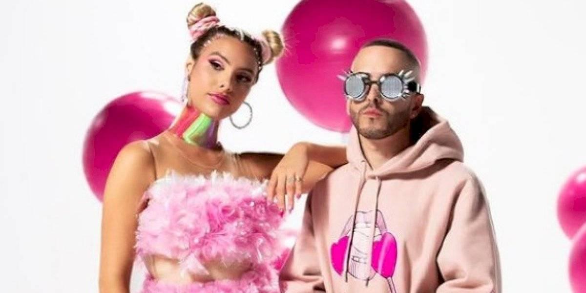 """Lele Pons estrena su canción """"Bubble Gum"""" junto a Yandel"""