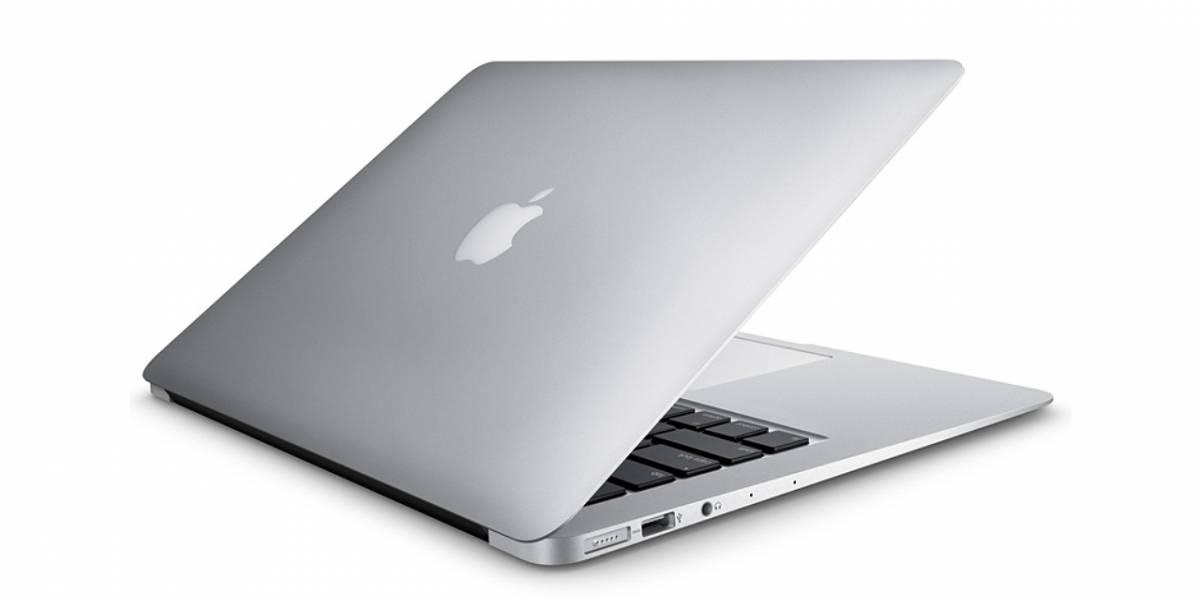 Trabaja Apple en nueva MacBook Air con carga inalámbrica