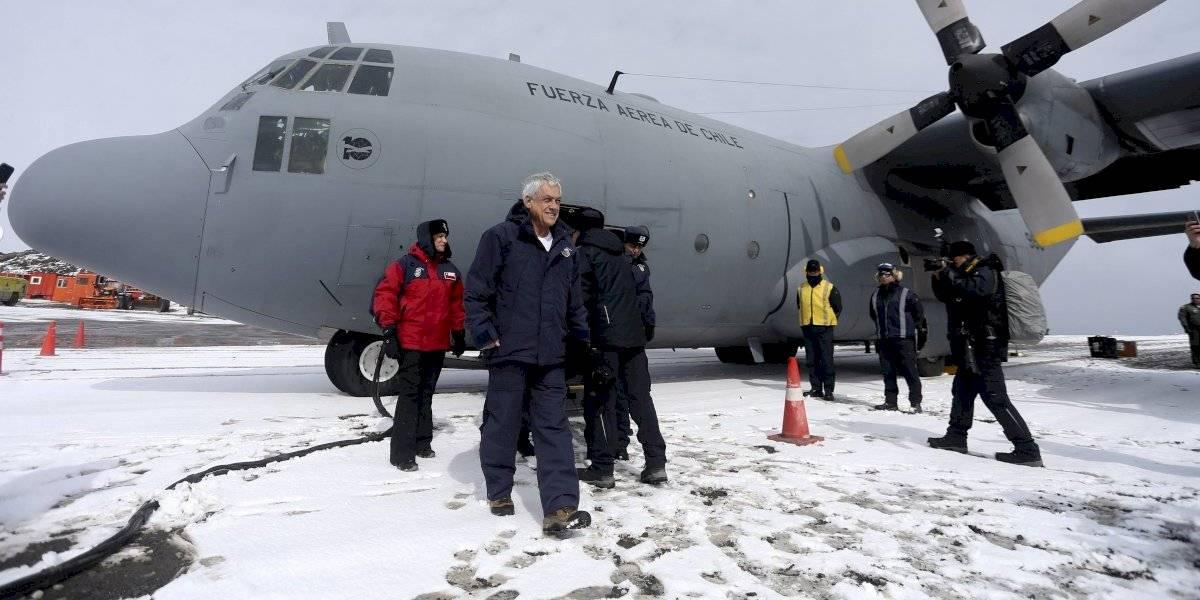 Sismo en la Antártica generó alarma de tsunami en todo el país