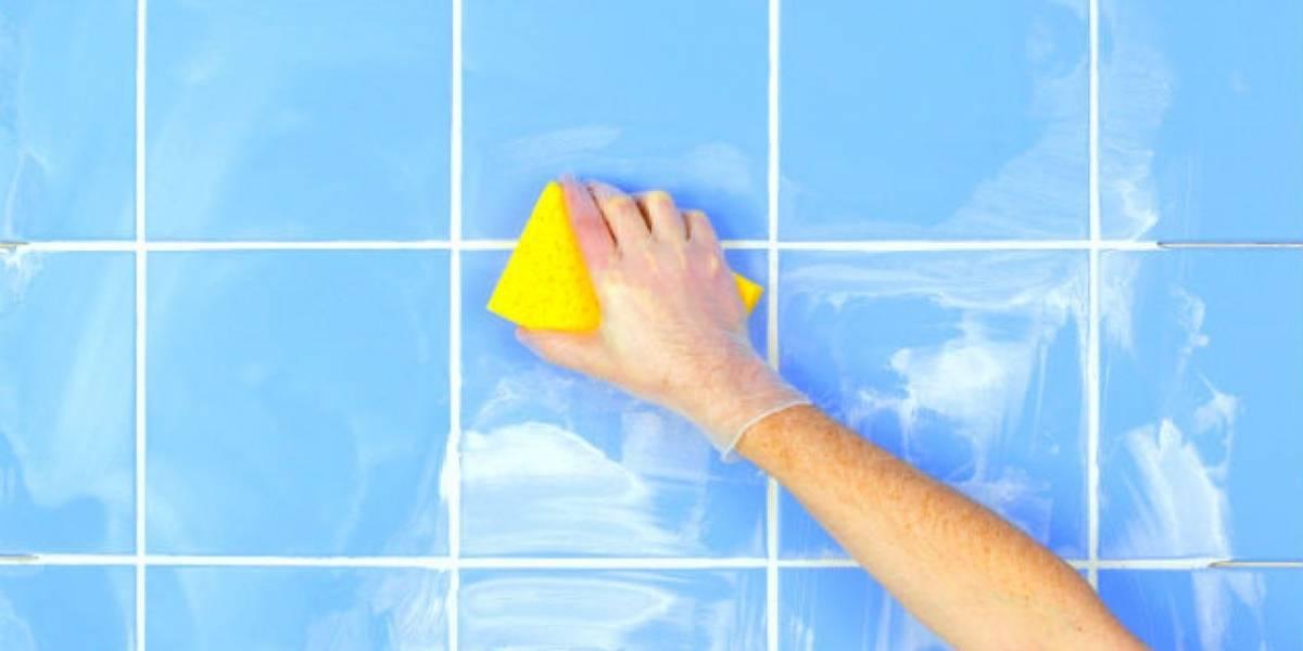Aprenda esta dica caseira para limpar o rejunte de azulejo e deixá-lo como novo