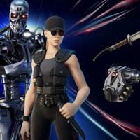 ¡Llegan del futuro! Terminator y Sarah Connor se unen a Fortnite