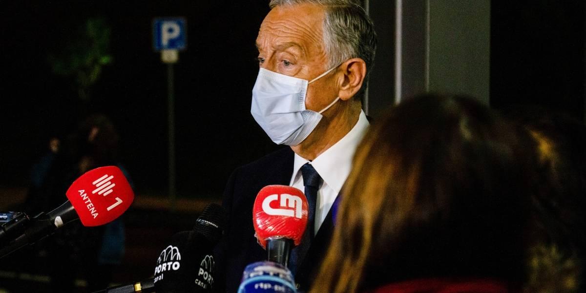 Portugal.- Rebelo de Sousa logra la reelección con más del 64 por ciento de votos, según los primeros resultados