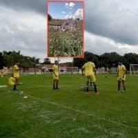 Mueren cuatro futbolistas y presidente de club brasileño en accidente aéreo