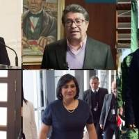 Políticos reaccionan a noticia de que AMLO dio positivo a Covid-19