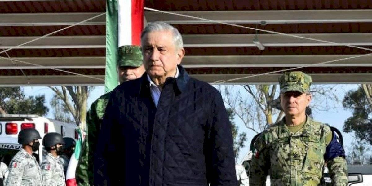 AMLO asegura que ya hay resultados para garantizar la paz y la tranquilidad en México
