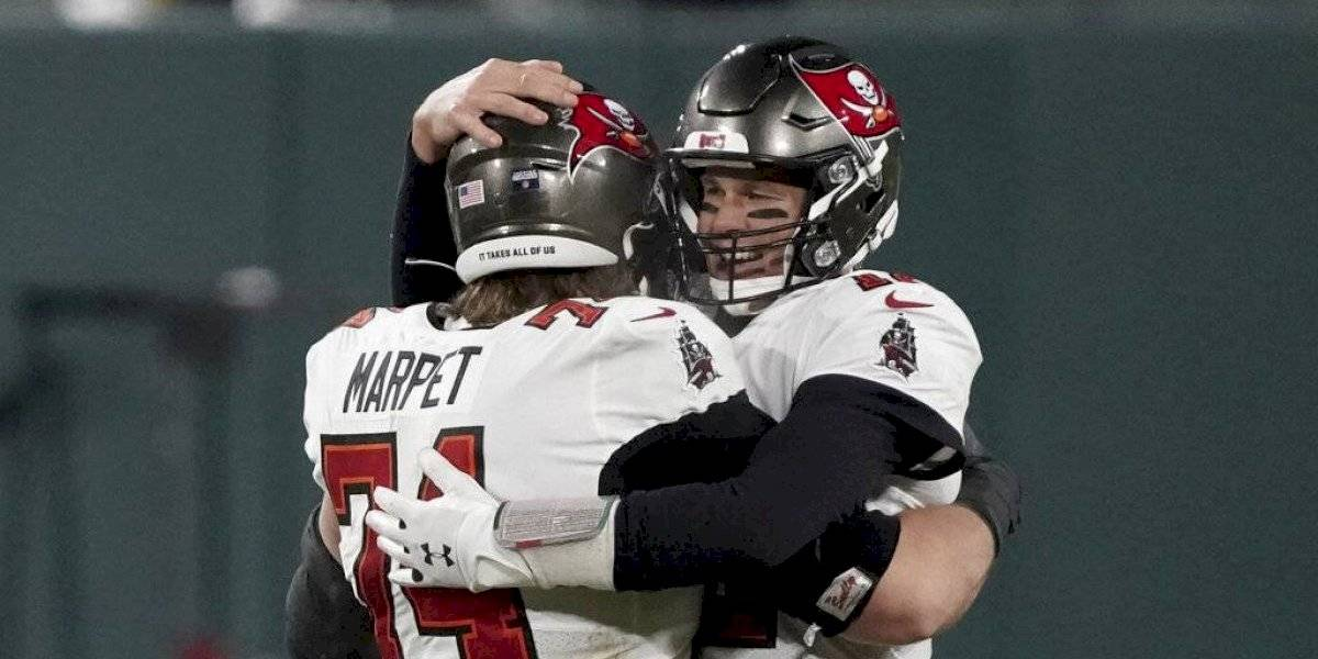 Los Buccaneers y Tom Brady disputarán el Super Bowl LV