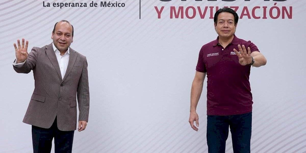 Alcalde de Venustiano Carranza deja al PRD y se suma a Morena