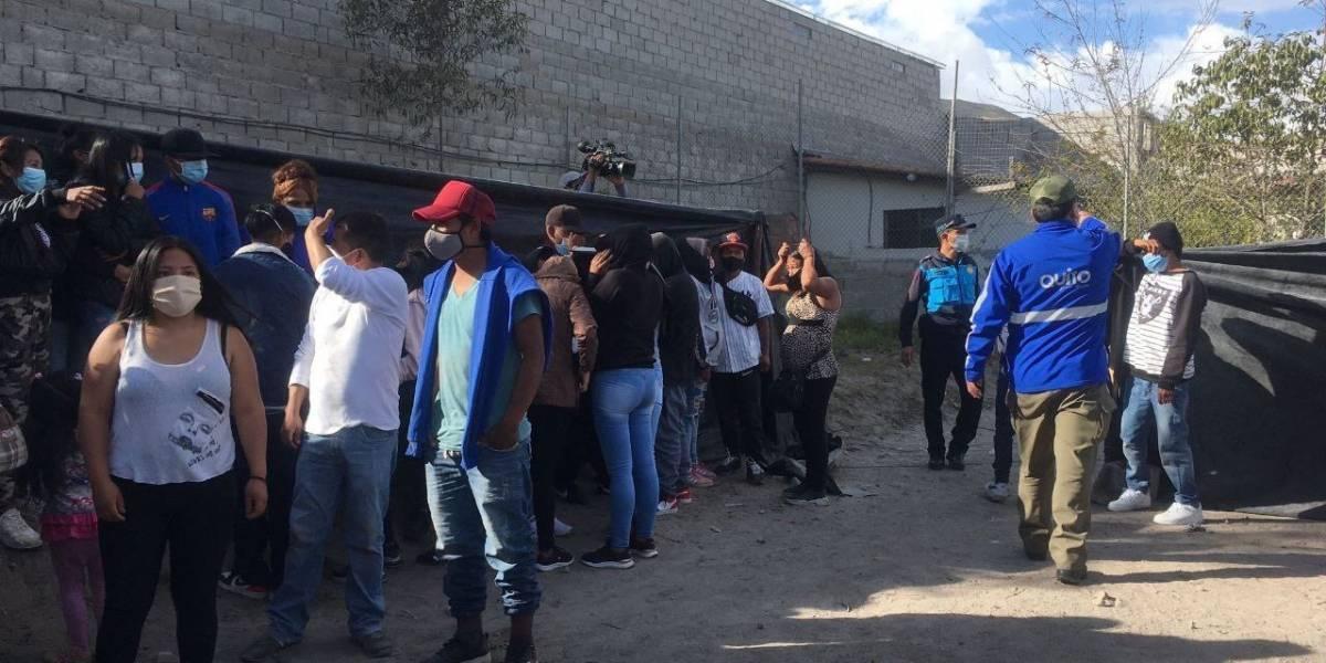 Intervienen en una fiesta clandestina en el norte de Quito, con alrededor de 200 personas