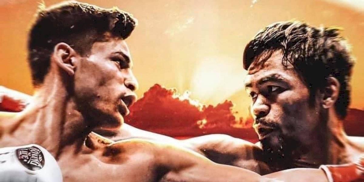 Manny Pacquiao regresará a boxear y lo hará  con Ryan García