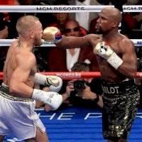 Mayweather critica actuación de McGregor, lo llama estafador, perdedor y vagabundo
