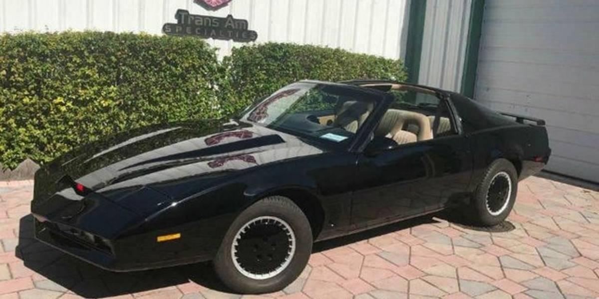 Nostalgia: David Hasselhoff subasta su auto fantástico y no creerás cuál es su ¡VALOR!