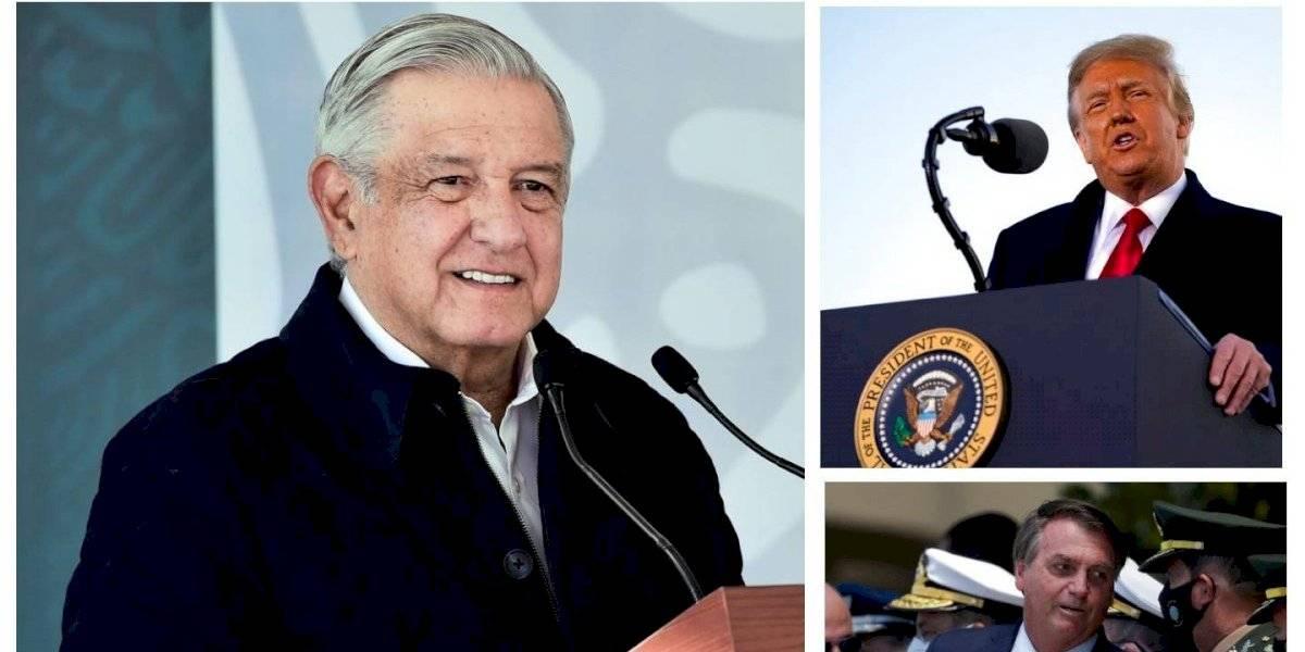 AMLO y los líderes mundiales que se han contagiado de Covid-19