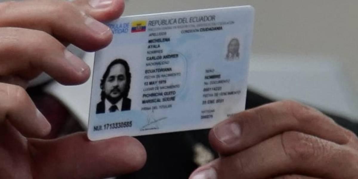 Así es la nueva cédula de identidad electrónica de Ecuador ¿Qué pasará con la anterior?