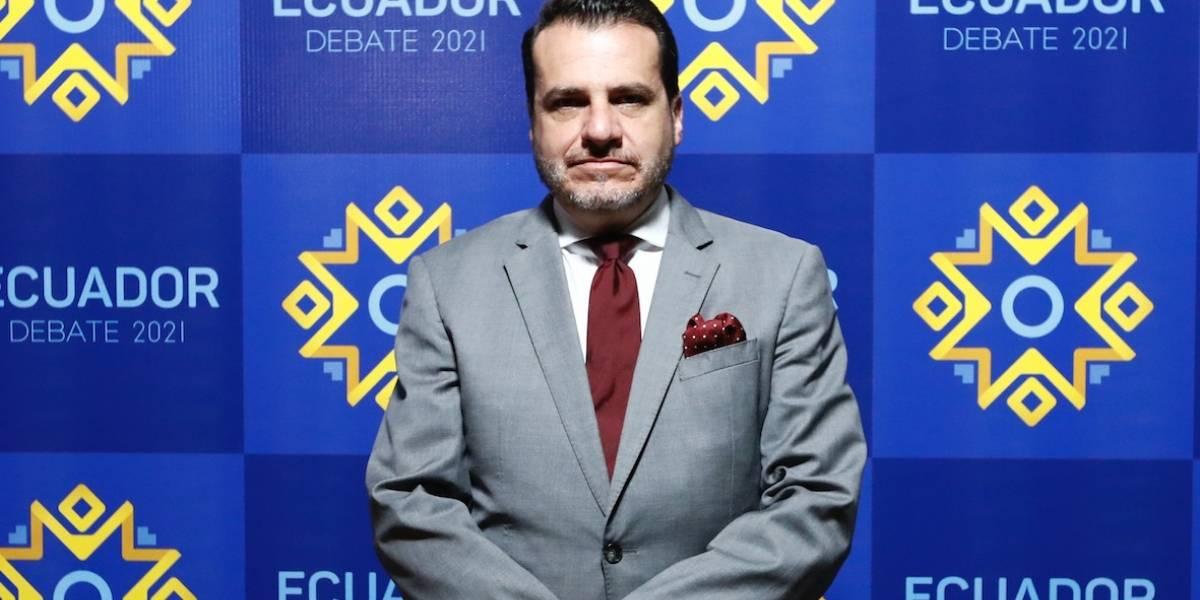 Elecciones 2021: Giovanny Andrade dará mil dólares anuales para cada ecuatoriano gracias a la minería