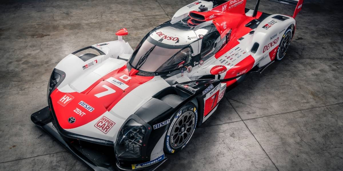 Toyota GAZOO Racing presentó el Hypercar GR010 Hybrid para el WEC 2021