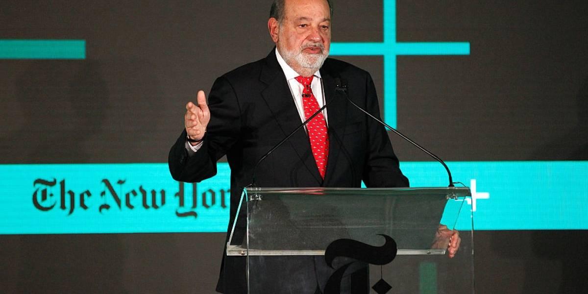 Magnate mexicano Carlos Slim da positivo a COVID-19