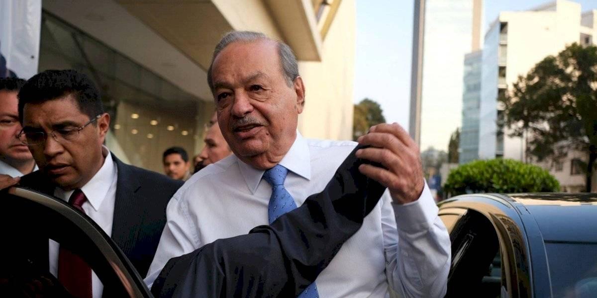 Carlos Slim es dado de alta y se recupera del Covid-19 en su casa