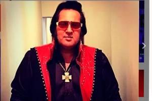 Cover de Elvis Presley no Brasil morre de covid-19