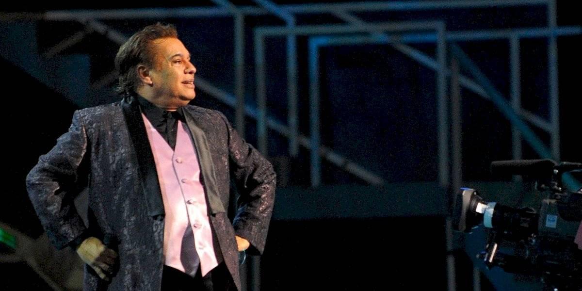 Video: TikTok revive convivencia entre Juan Gabriel, Alejandro Fernández y La Guzmán