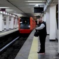 Reinicia Línea 1 del Metro con baja ocupación por desinformación