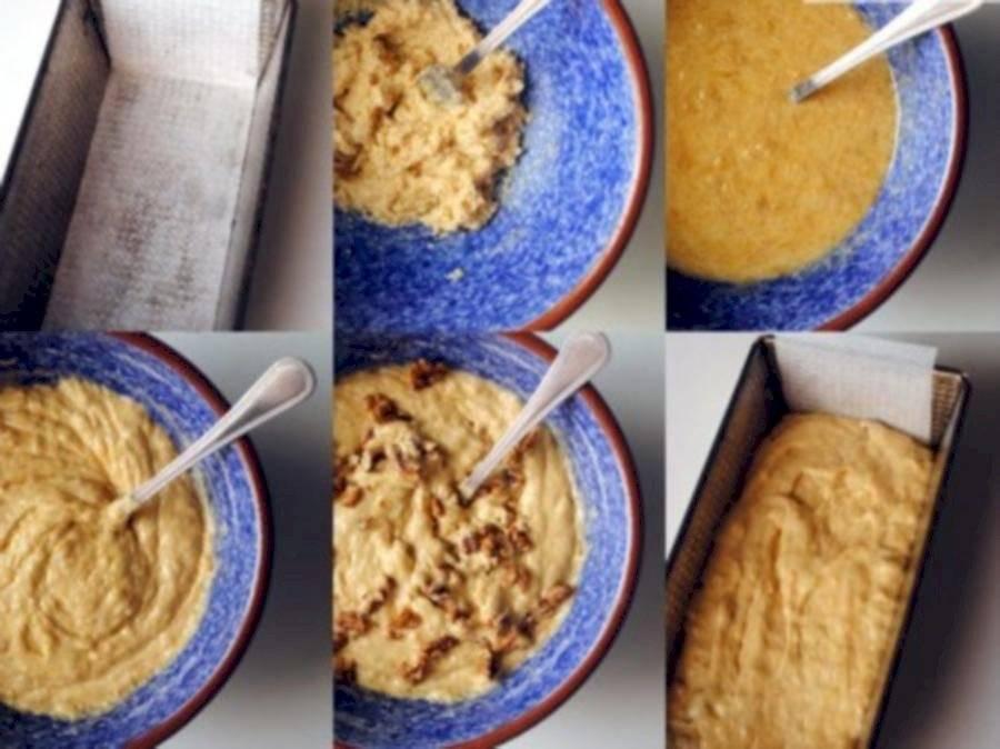 Todos los ingredientes deben mezclarse hasta lograr una masa homogénea.