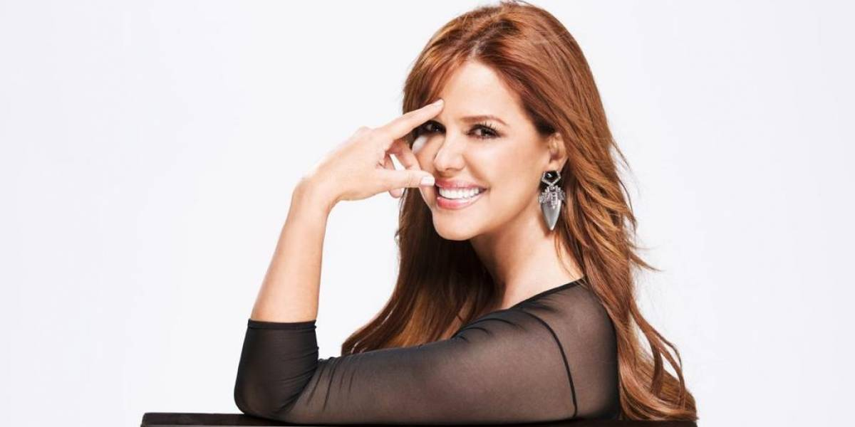 María Celeste Arrarás vuelve con un programa de entrevistas