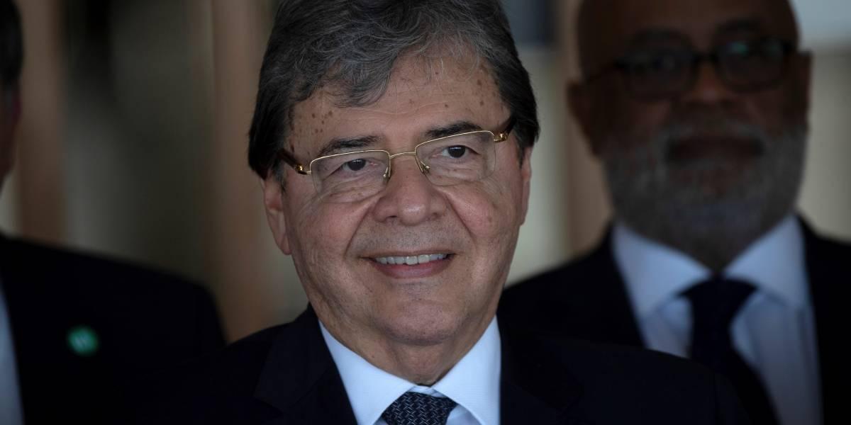 Colombia lamenta la muerte de su Ministro de Defensa