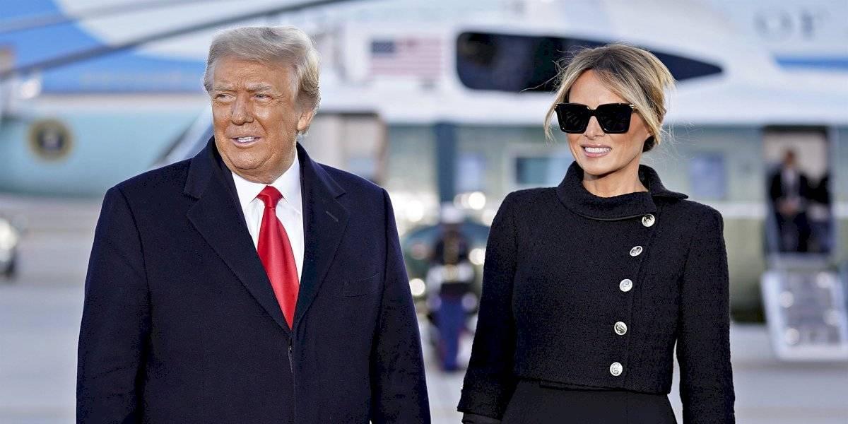 """Trump crea la """"oficina del expresidente"""" para seguir activo desde Florida"""