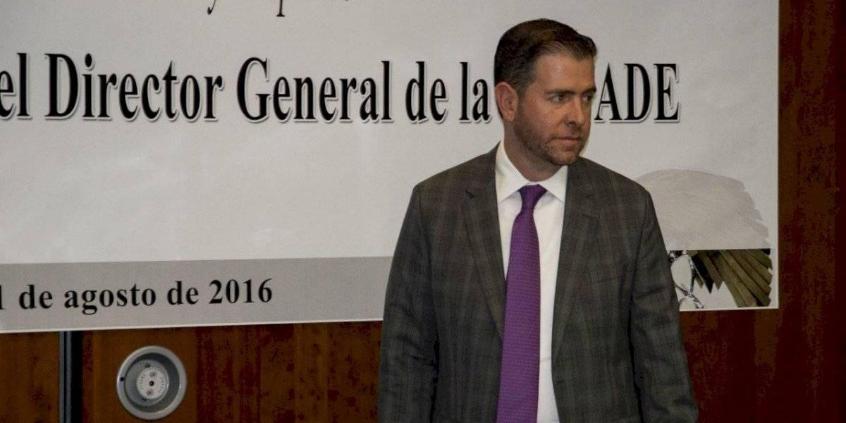 Inhabilitan por 10 años a Alfredo Castillo, ex titular de la Conade