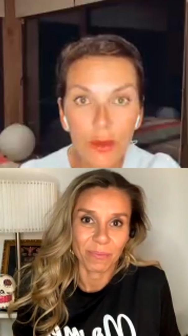 Fran García-Huidobro y Cecilia Gutiérrez