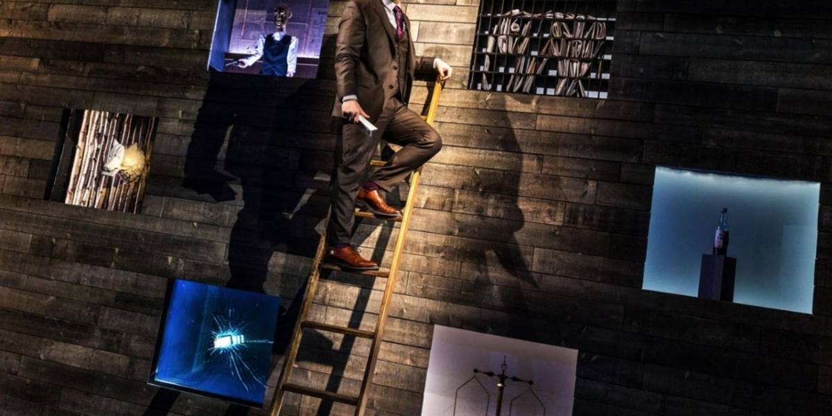 El ilusionista Derek DelGaudio lleva su cautivador espectáculo a Hulu
