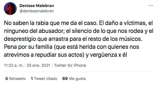 Denisse Malebrán