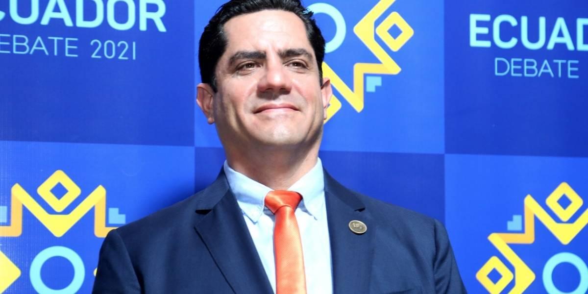 Elecciones 2021: Xavier Hervas propone un nuevo liderazgo para recuperar el Ecuador de políticos corruptos y mediocres