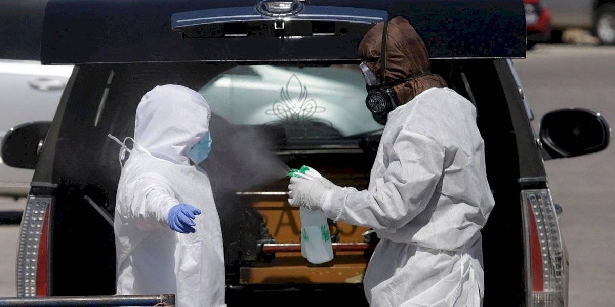 México registra 152,016 muertes por Covid; 1,753 más que el lunes