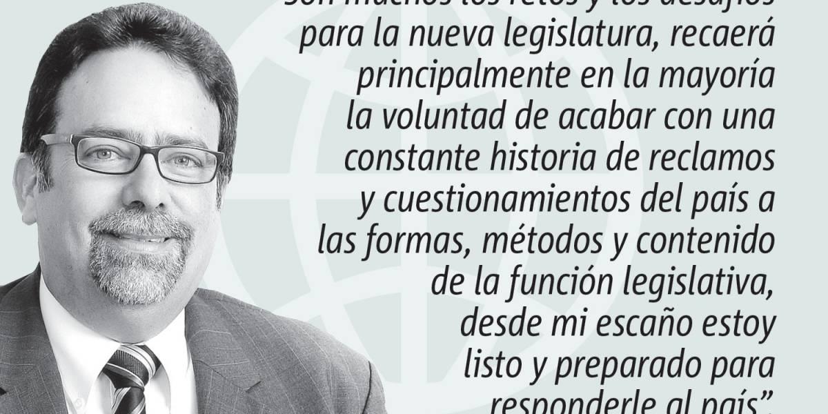 Opinión de Denis Márquez: Los Retos Legislativos
