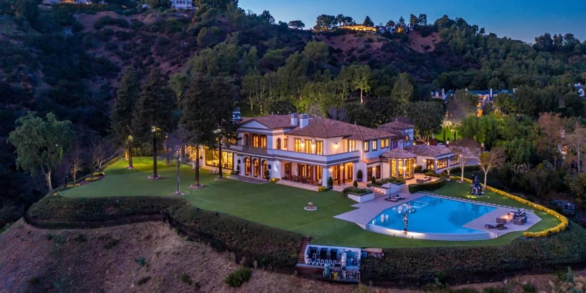 Sylvester Stallone vende su mansión por 130 millones de dólares