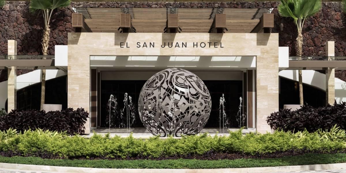 Anuncian millonaria inversión para reabrir El San Juan Casino