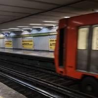 Avanzan en 50% trabajos para reapertura de L3 del Metro prevista el 1 de febrero